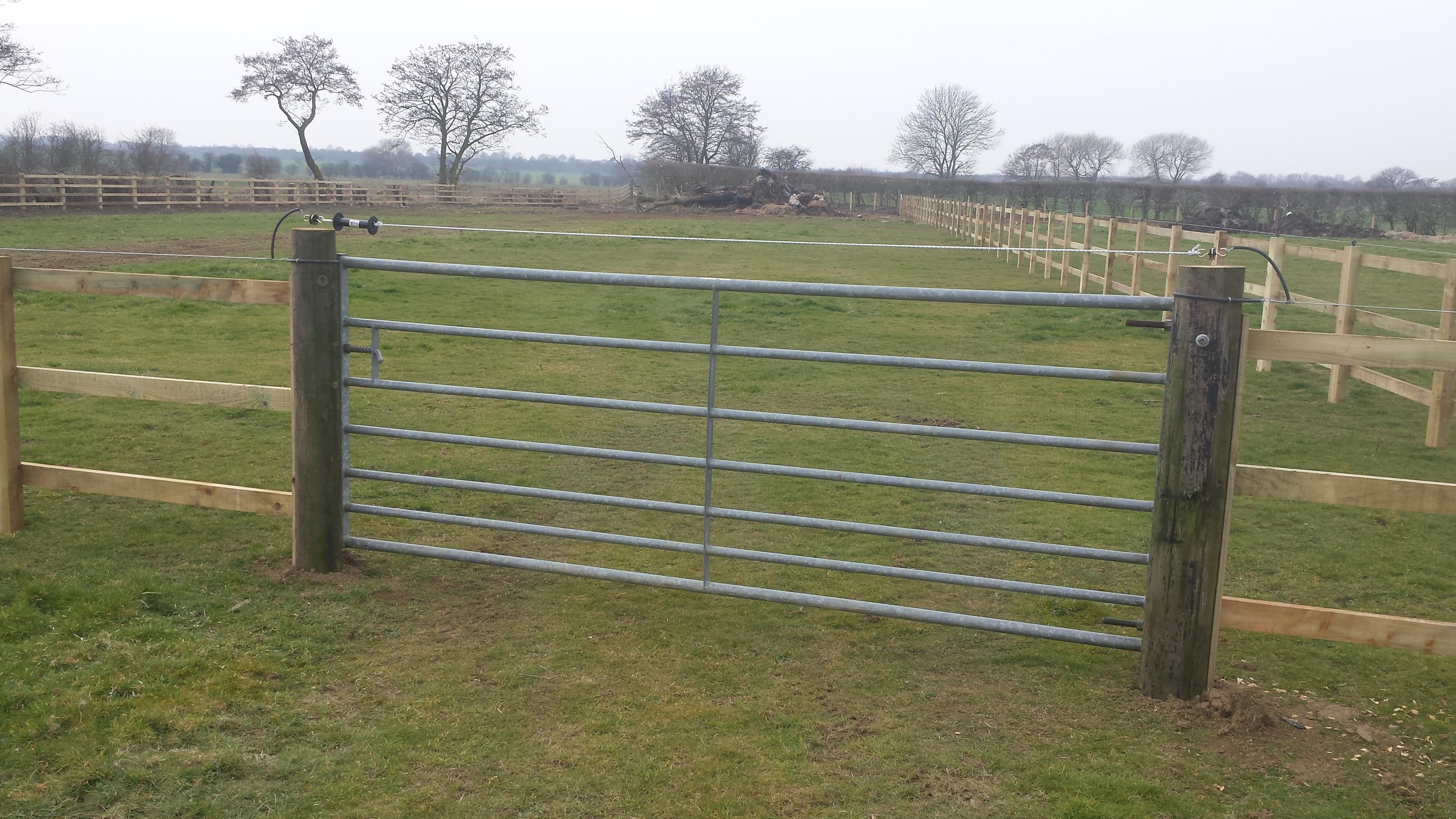 Field Gates John Scott Fencing